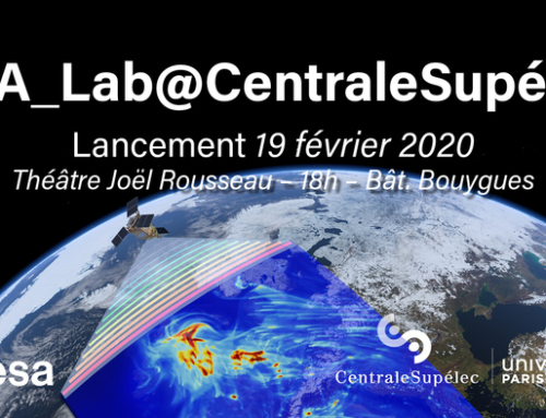 LAUNCH OF ESA Lab@CentraleSupélec