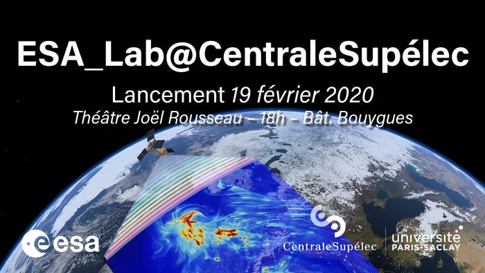 LAUNCH OF ESA Lab@CentraleSupélec